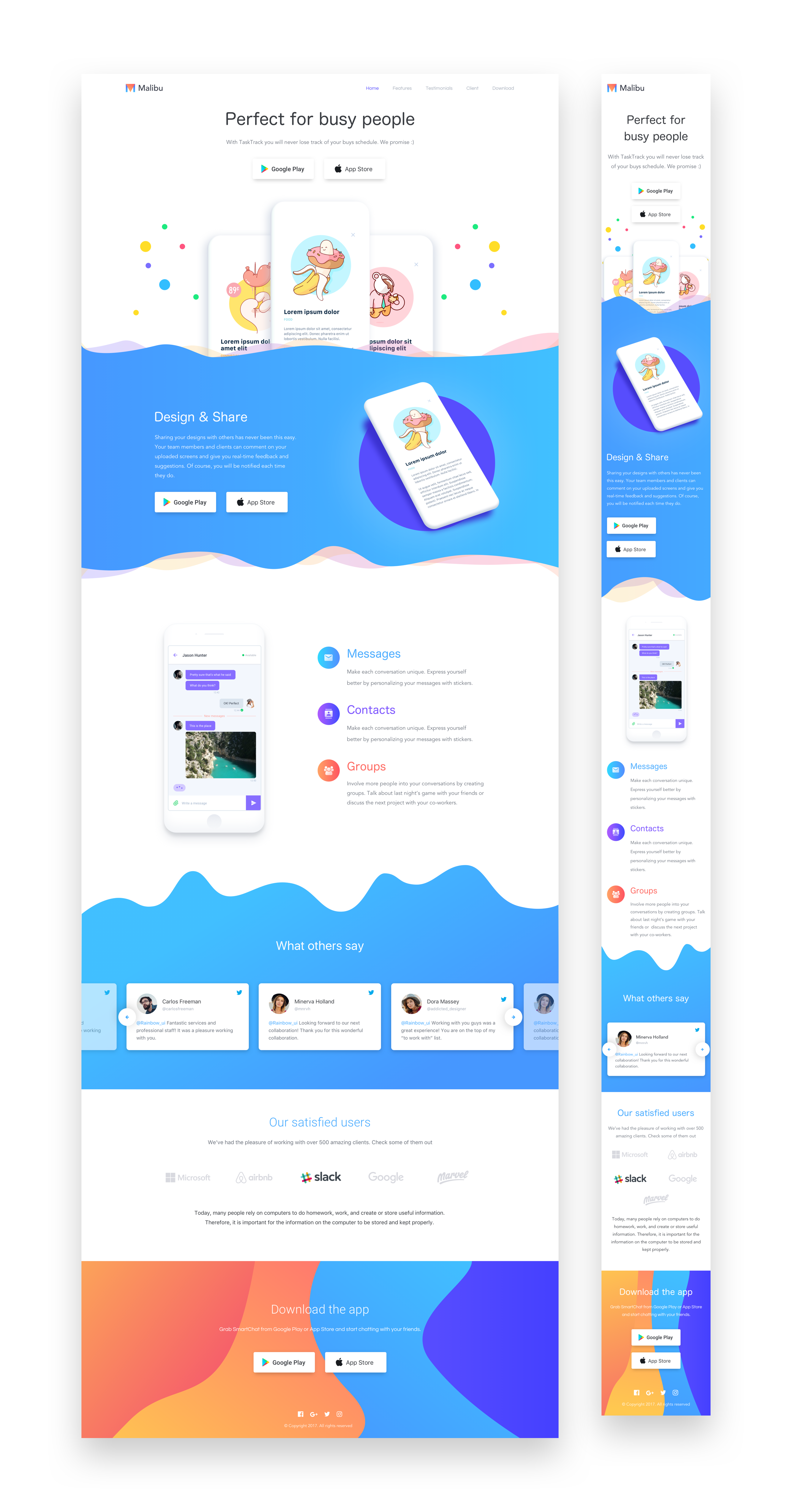 Landing page design website pinterest ui ux ui design and ui