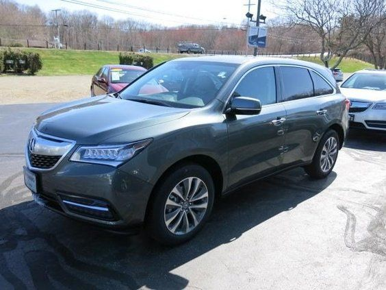 2014 Acura Mdx Sh Awd With Technology Package Technology Package Awd Acura