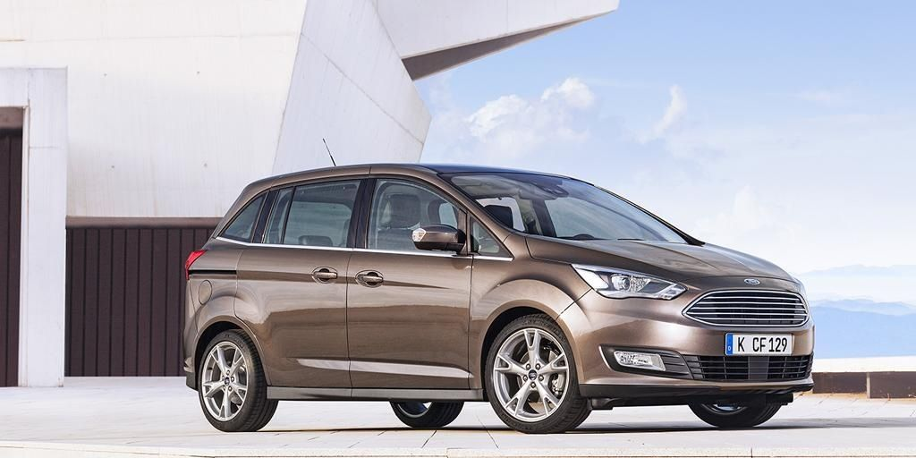 Ford Grand Cmax Car Ford Ford Models Ford