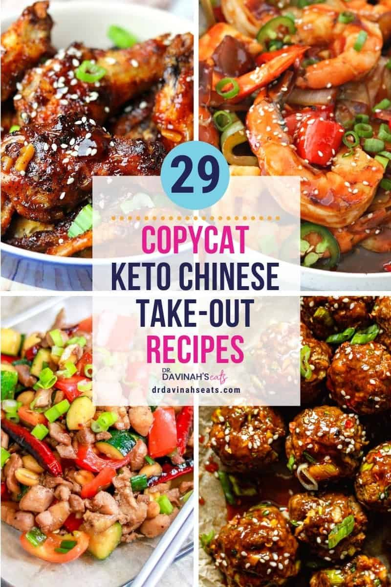 Copycat low carb keto chinese food recipes in 2020