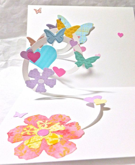 Pop Up Card Ideas Images Paper Pinterest Card Ideas Cards And