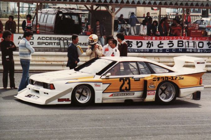 Japanese Super Silhouette Cars From The Late And Early