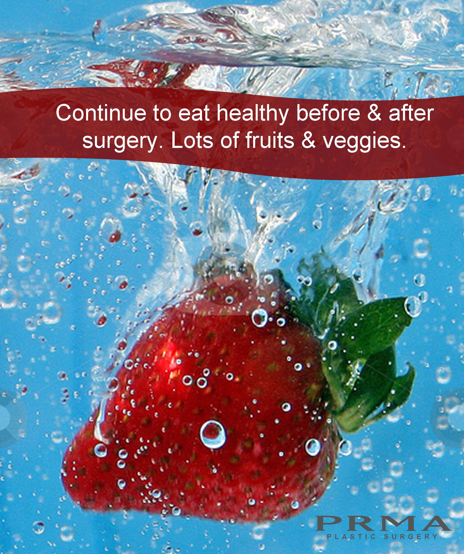 Continue To Eat Healthy Before And After Surgery Lots Of Fruits And  Veggies Stay