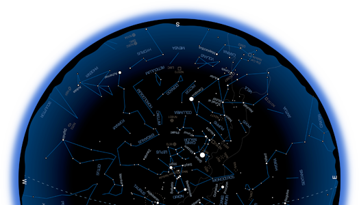 Starmap Free Star Maps Southern And Northern Hemisphere And