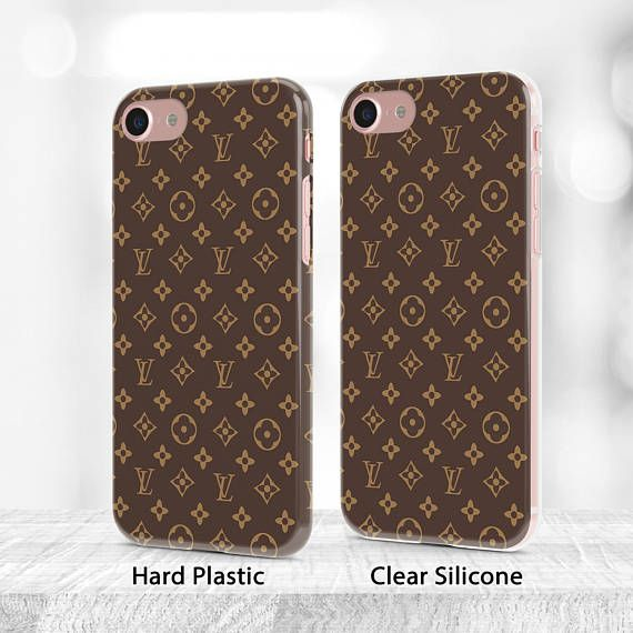 new product e0a8e 22ae9 Louis Vuitton Iphone 7 Case Louis Vuitton Case iPhone 6S Case Brown ...