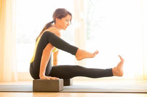 yoga blocks for more advanced poses yogaforflexibility