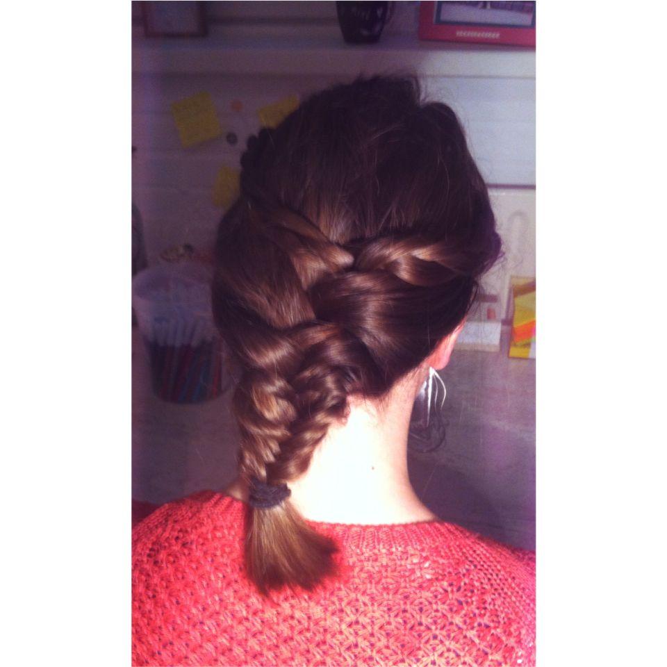 #hairstyle #braid #cool