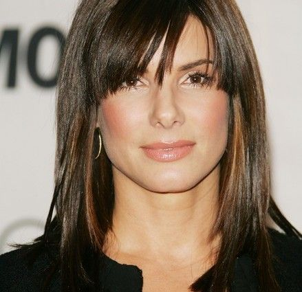 Shoulder Length Hair With Wispy Bangs Bing Images Hair