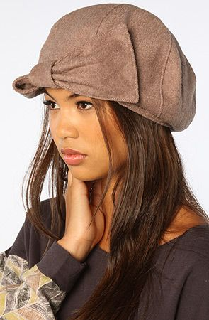The Zsa Zsa Hat in Nude by deLux