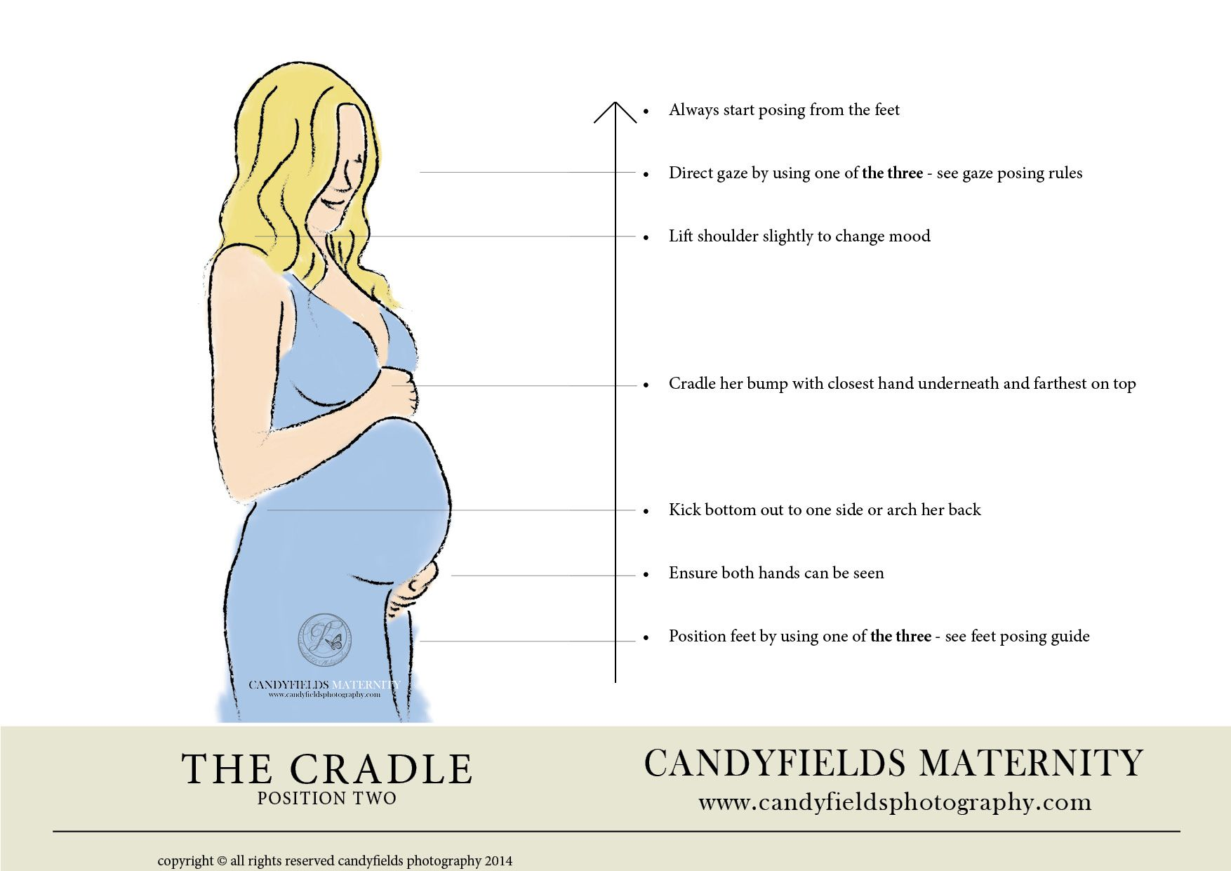 how to pose for pregnancy portraits guide