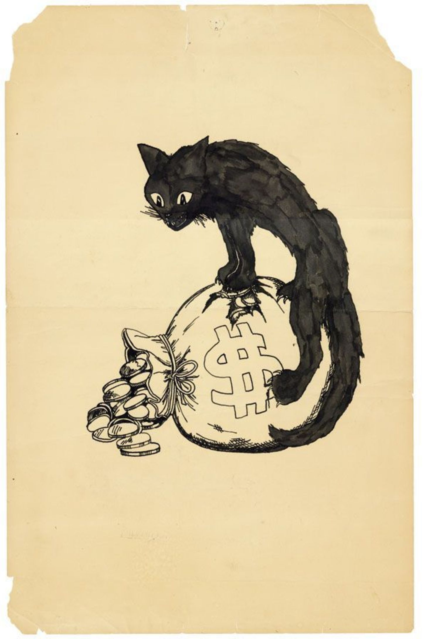 How Black Cats Went From Bad Luck to Symbols of Defiance