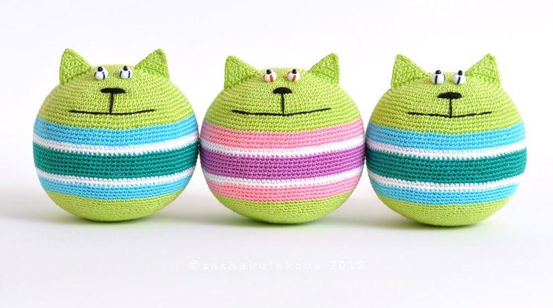 stress relief cats | SashaKulakova