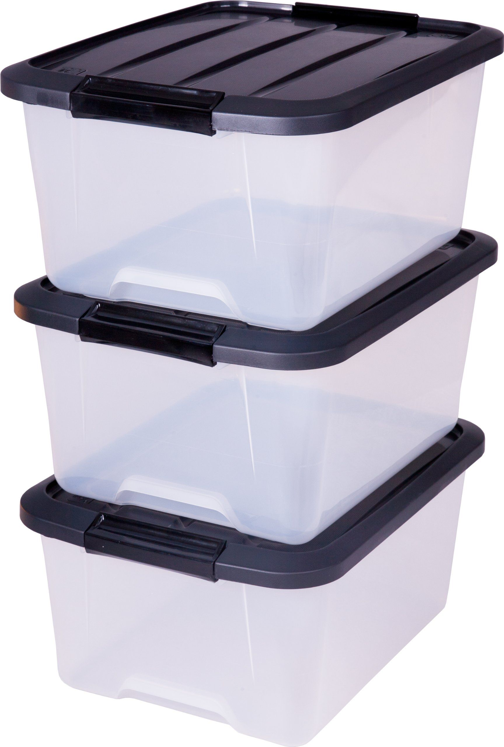 Affordable scatola litri x scatola di plastica trasparente - Ikea scatole plastica trasparente ...
