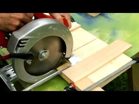 Dado cuts with a circular saw by matthis wandel via youtube dado cuts with a circular saw by matthis wandel via youtube guide greentooth Choice Image