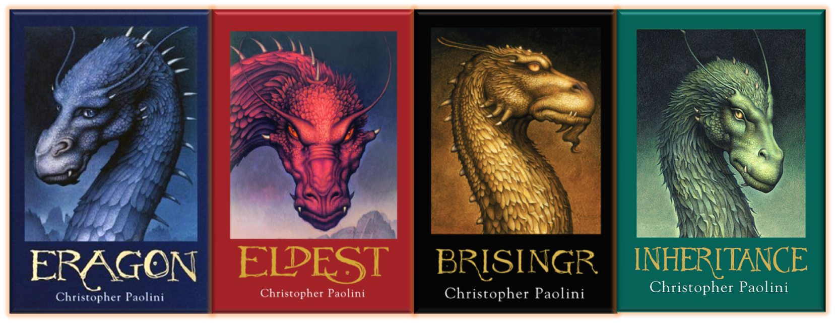 7. Inheritance Cycle by Christopher Paolini 393d61c8b8