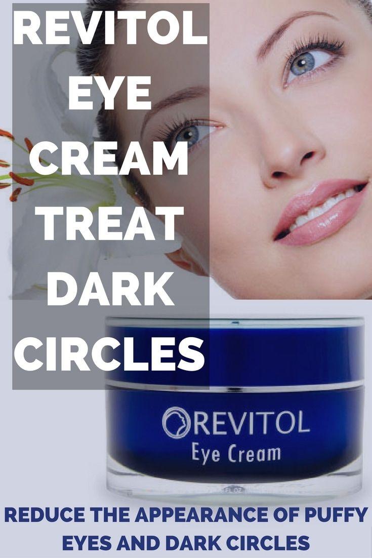 Revitol Eye Cream Treat Dark Circles Anti Aging Many People