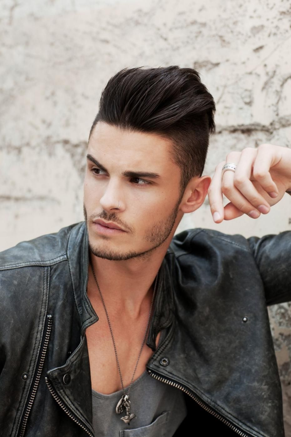 baptiste giabiconi | gentlemen, gentlemen. | haircuts for