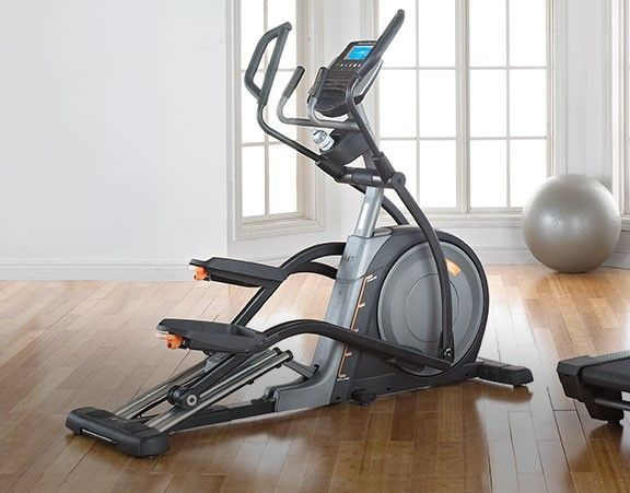 Nordic Track E11 7 Elliptical Trainer Canadian Tire Elliptical Workout Elliptical Trainer Workout Machines
