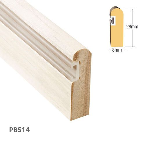 Reddiseals Ensures The High Quality Of Our 8 X 28mm Repair Timber