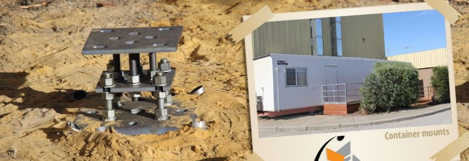 Amazing House Foundation Systems #4: Surefoot 4 Pin Foundation System From Austrailia