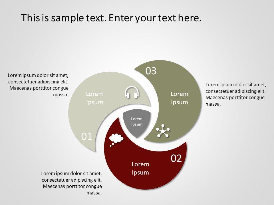 Venn Diagram Powerpoint 9 Powerpoint Powerpoint Templates Venn