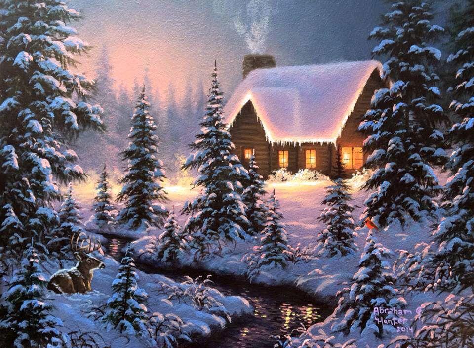 синод рпц новогодняя природа картинки художников красивые вежливое