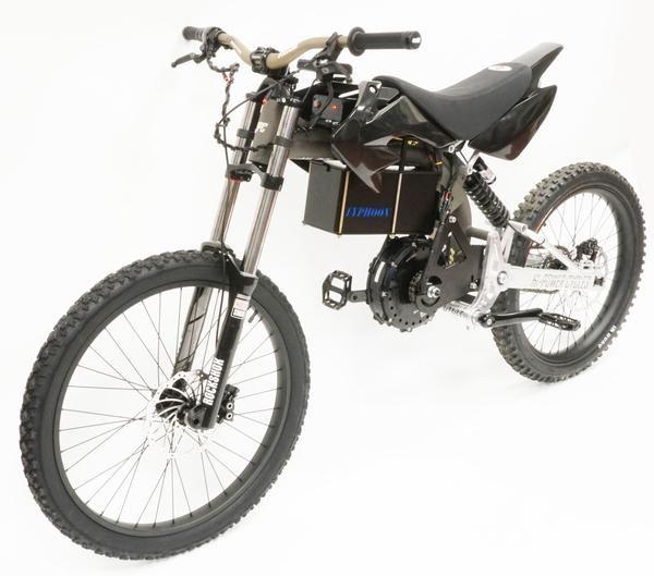 2017 Typhoon Off Road E Bike Cargo Bike King Cargo Bike