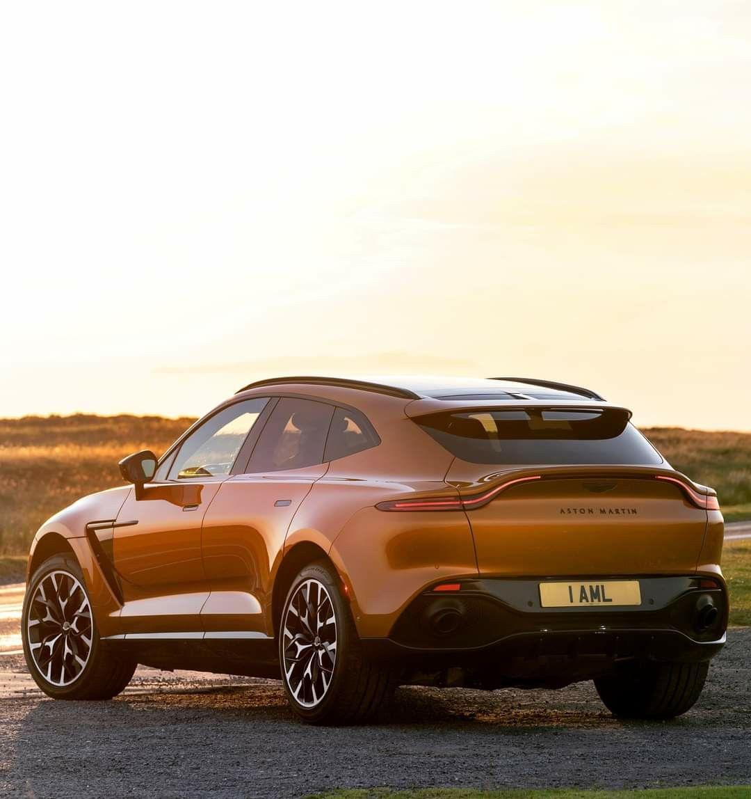 Aston Martin Dbx 2020 Current