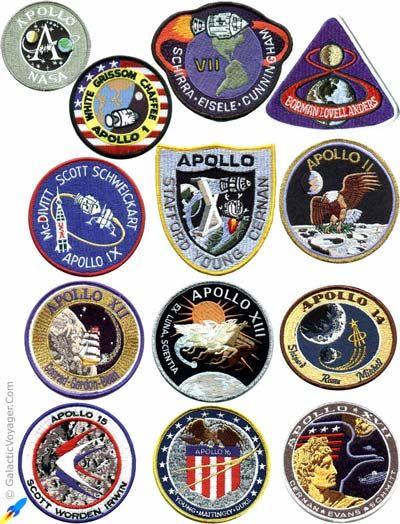 nasa apollo badges - photo #20