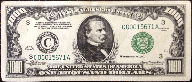 Fake 1000 Dollar Bill Printable Inspirational Kd Currency Inc 500 1000 Federal Reserve Notes Bills Printable 1000 Dollar Bill Printable Play Money