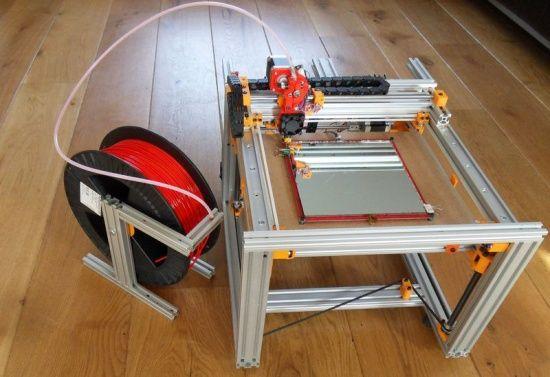 Introducing Cartesio Cnc 3d Printer Kit 3d Printing Diy 3d Printing Desktop Cnc