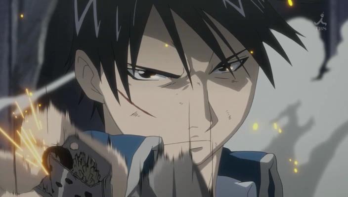 Fullmetal Alchemist - Mustang   Fullmetal alchemist, Fullmetal alchemist brotherhood, Anime
