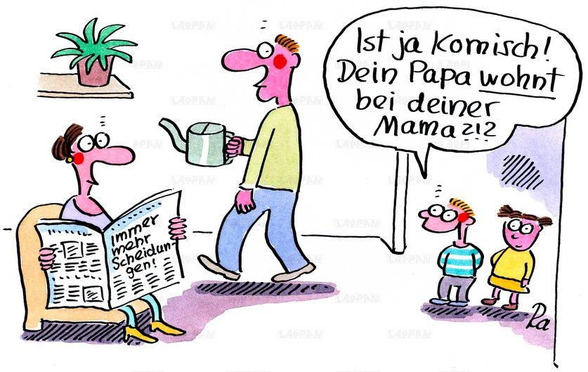 Familie Lustig Comic
