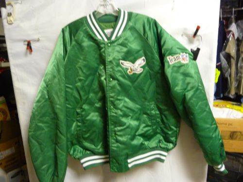 4d81e5fb Details about Vintage Philadelphia Eagles Starter Jacket Size XL ...