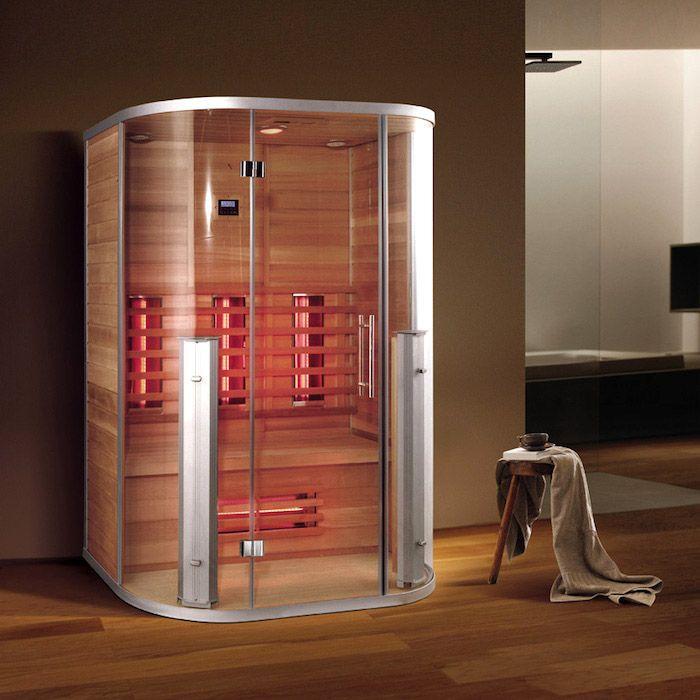 genie en sie die wohltuende wirkung der w rme in einer luxuri sen infrarotkabine lifestyle. Black Bedroom Furniture Sets. Home Design Ideas