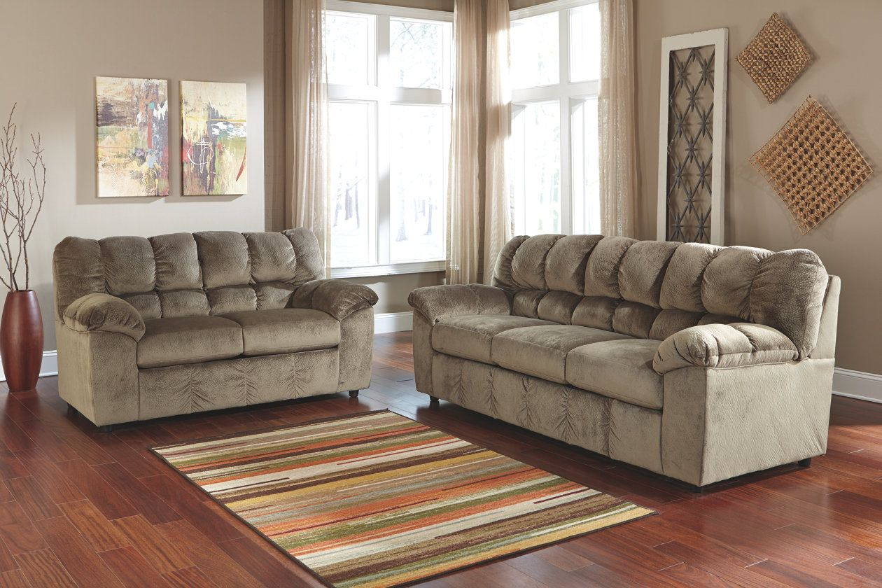 Excellent Julson Sofa And Loveseat Set My First Place Sofa Home Interior And Landscaping Eliaenasavecom