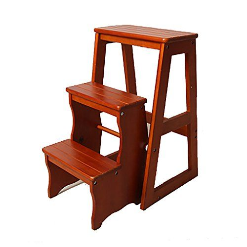 Magnificent Ladder Chair Wood Step Stool Folding 3 Tier Bench Seat Gmtry Best Dining Table And Chair Ideas Images Gmtryco