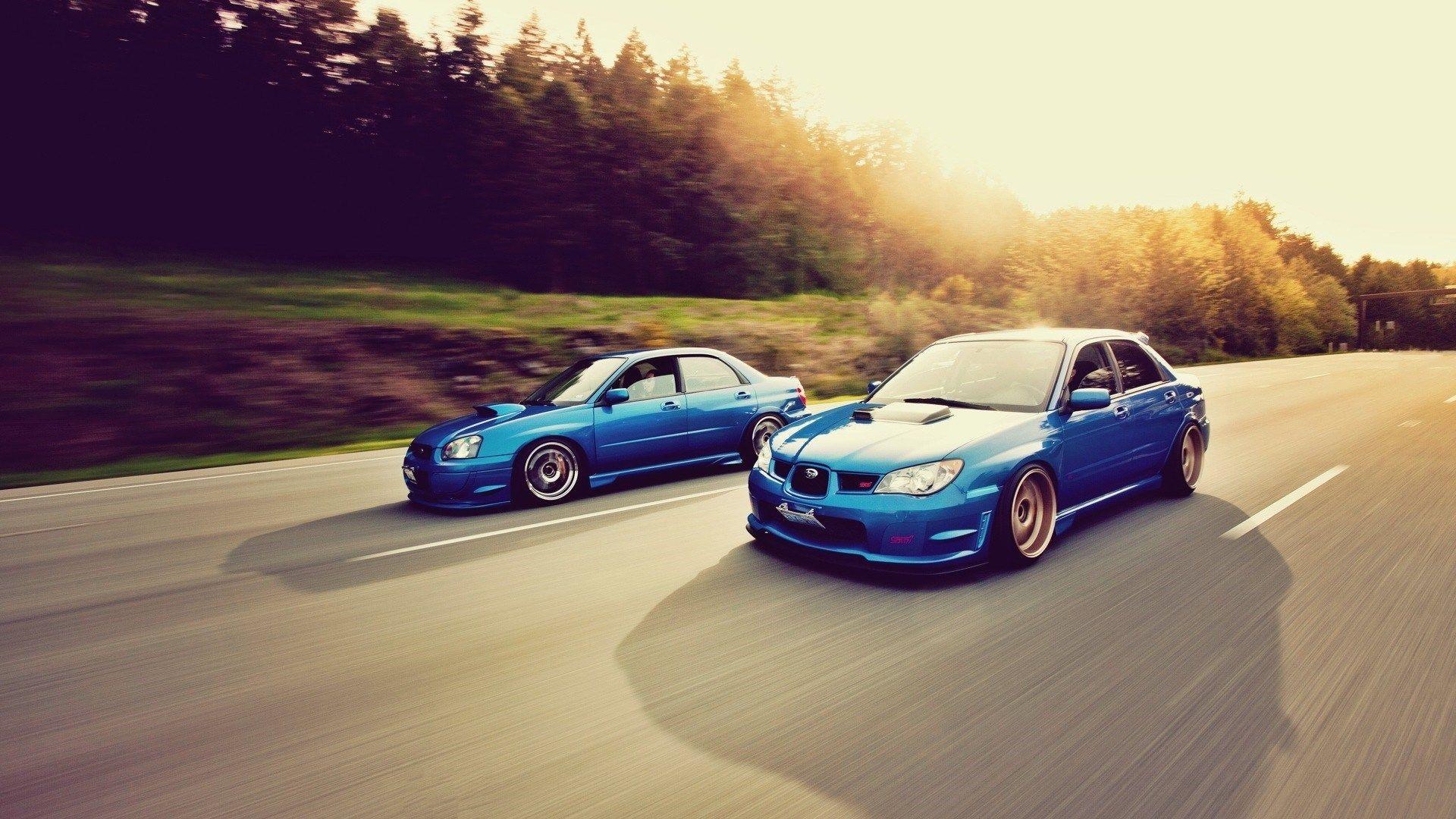 Cars Tuning Subaru Impreza Wrx Jdm Wallpaper: Subaru WRX STI Cars Tuning HD Wallpaper