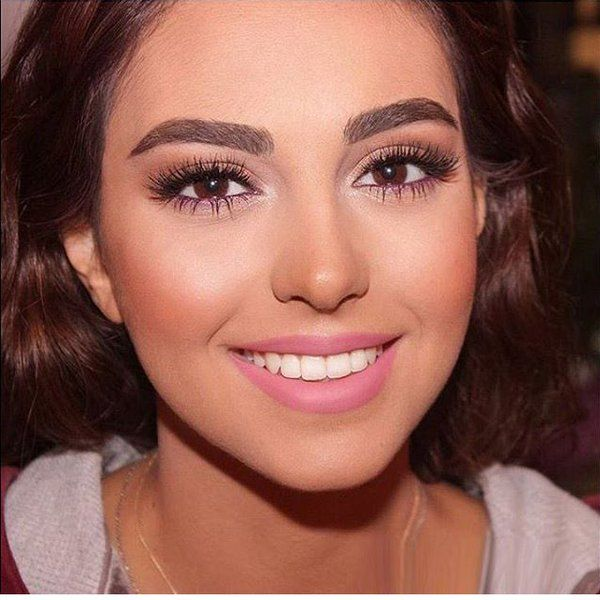Valerie Abou Chacra Google Search Everyday Makeup Makeup Looks Make Up