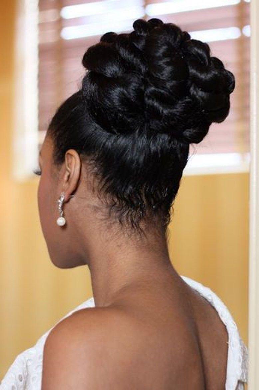 african american. black bride
