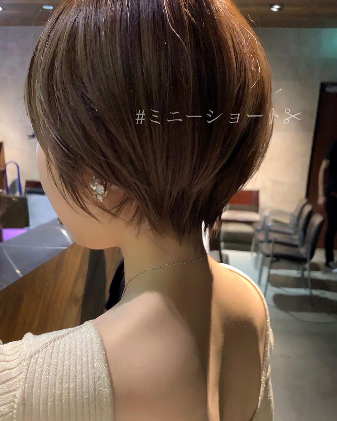 ショートヘア おしゃれまとめの人気アイデア Pinterest Asu 110