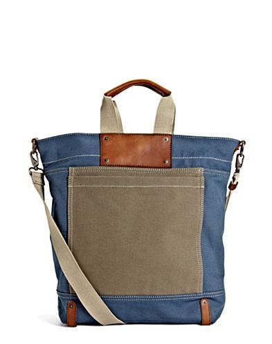 Colorblock Tote Bag - Resort Shop - Lucky Brand Jeans