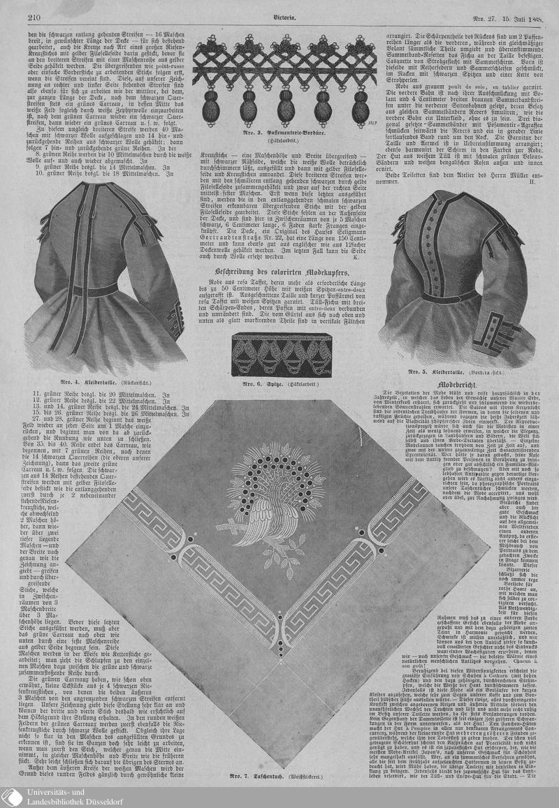 82 [210] - Nro. 27. 15. Juli - Victoria - Seite - Digitale Sammlungen - Digitale Sammlungen