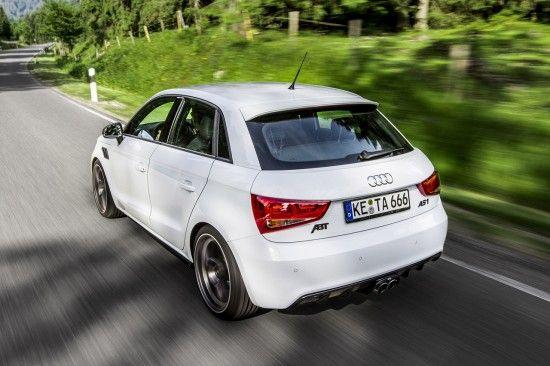 Audi A1 Sportback Abt Sportsline In 2020 Audi A1 Sportback Audi