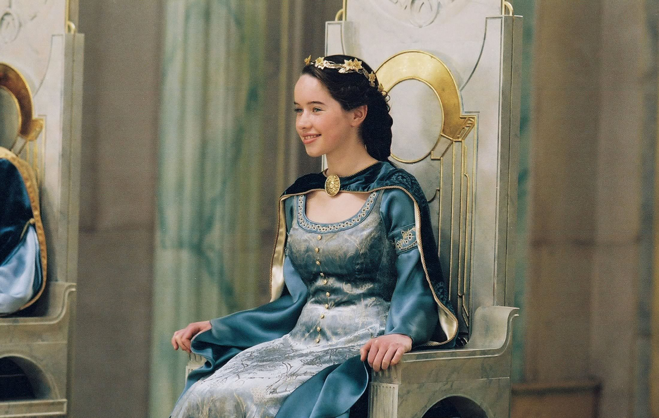 Susan Pevensey - the most controversial character in the novel The Chronicles of Narnia 10