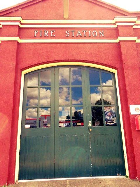 Beautiful Glen Innes Fire Station