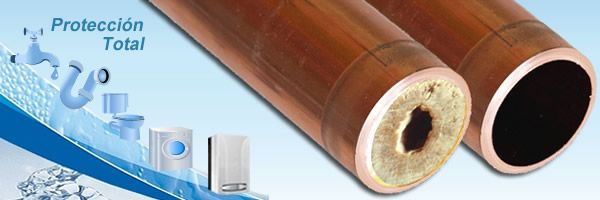 Olvídate por completo de la cal en todo tu hogar. Este #descalcificador para casa es capaz de proteger toda clase de tuberías, además de tu termo eléctrico, caldera o calentador de gas.