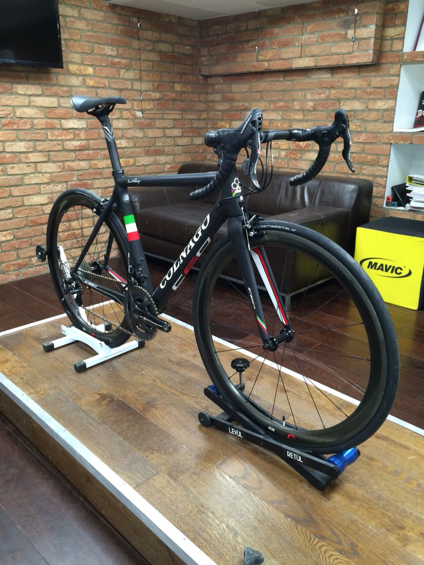 We Have Just Built Up This Lovely Custom Colnago C60 Italia For