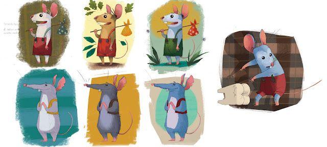 Julia Sarda's illustrations made my morning.