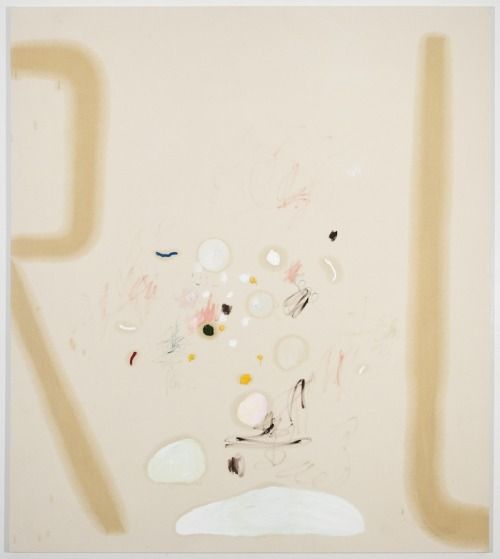 Florian Meisenberg Continental Breakfast, Overmorrow at Noon, 2012 Oil on canvas245 x 215cm